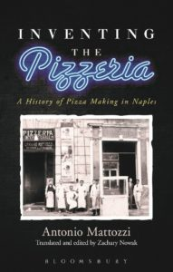 """Cover of """"Inventing The Pizzeria"""""""